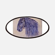 Friesian Horse Patches