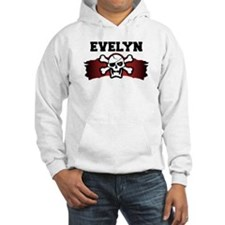 evelyn is a pirate Hoodie