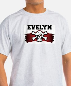 evelyn is a pirate T-Shirt