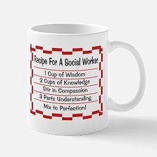 Cute Social services Mug