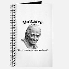 Voltaire Tyrants Journal