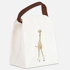 Unique Giraffe Canvas Lunch Bag