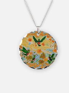 Hummingbird Quartet Necklace