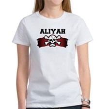 aliyah is a pirate Tee