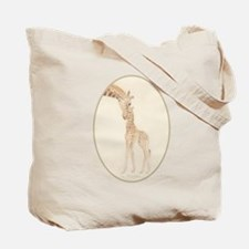 Giraffe Lover's Tote Bag