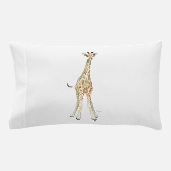 Unique Giraffe Pillow Case