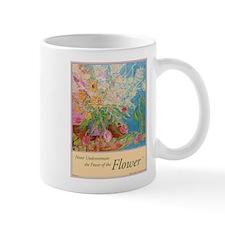 """""""Power of the Flower""""(TM) Mug"""