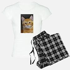 Cute Tabby cat Pajamas