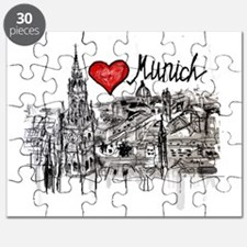 Unique Germany Puzzle