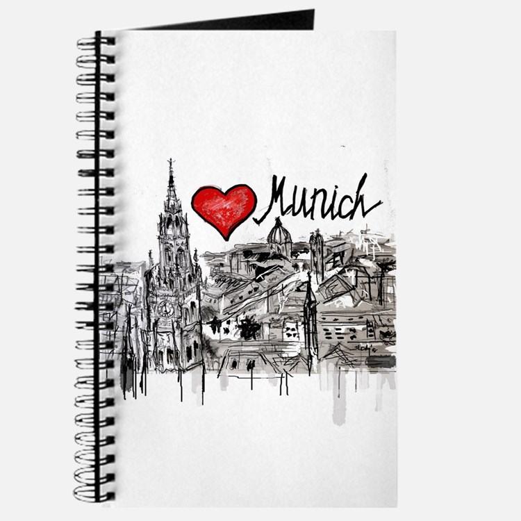 I love Munich Journal