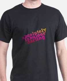 Funny Disco queen T-Shirt
