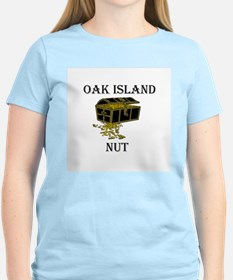 Oak Island Nut T-Shirt