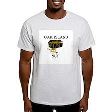 Oak Island Nut T-Shirt