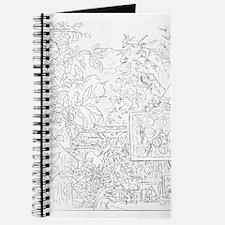 Daphne the Hummingbird Journal