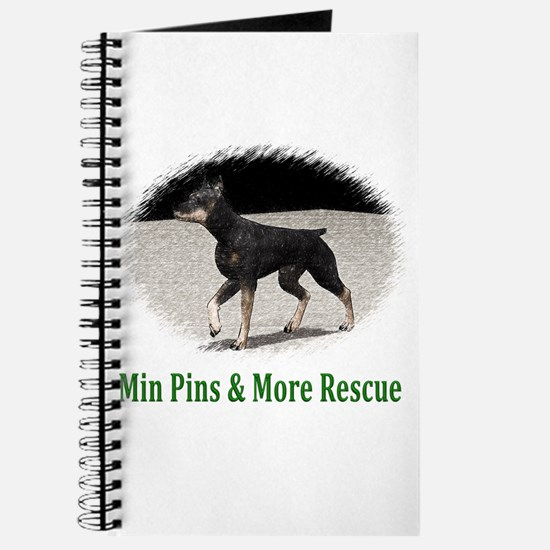 Min Pins & More Rescue Journal