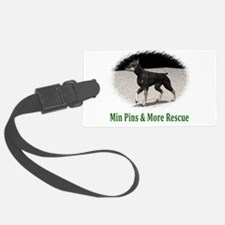 Min Pins & More Rescue Luggage Tag