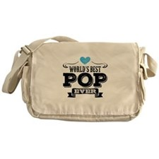 World's Best Pop Ever Messenger Bag