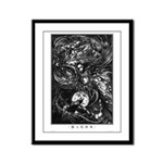 Dagon Framed Panel Print