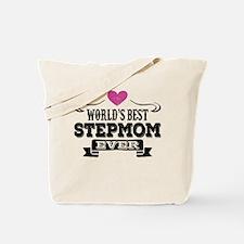 World's Best Stepmom Ever Tote Bag