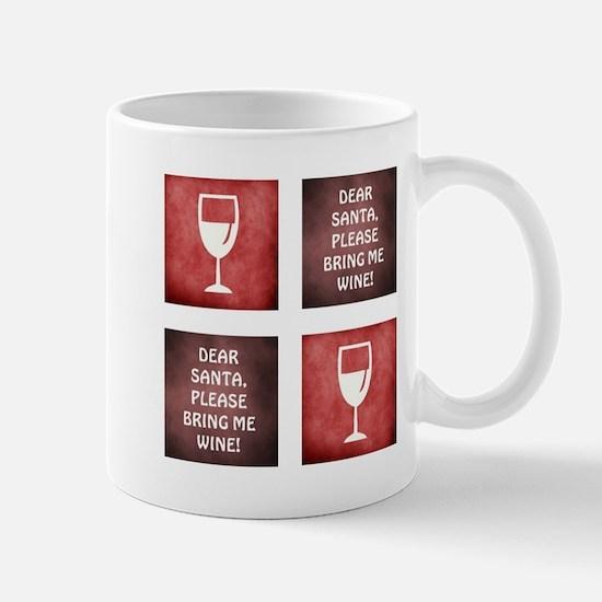 DEAR SANTA... Mugs