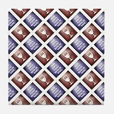 DEAR SANTA... Tile Coaster
