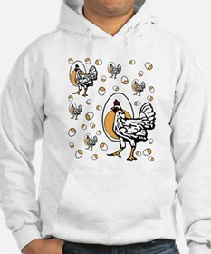 Unique Chicken Jumper Hoody