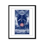 Crowley Framed Panel Print