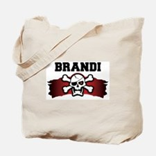 brandi is a pirate Tote Bag