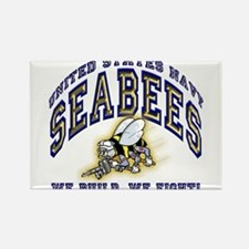 US Navy Seabees Blue and Gold.png Magnets