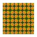 Mod Polka Dot Retro Tile Drink Coaster