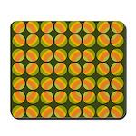 Mod Polka Dot Retro Mousepad