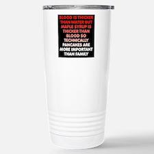 Unique Hu Travel Mug