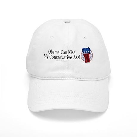 Obama Kiss my Ass Cap