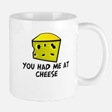 Cute Cheese Mug