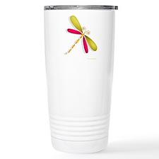 Unique Ladybug art Travel Mug