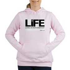 Cute Faith Women's Hooded Sweatshirt