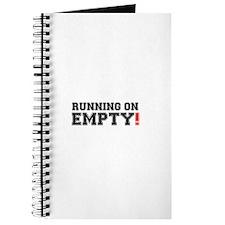 RUNNING ON EMPTY! Journal