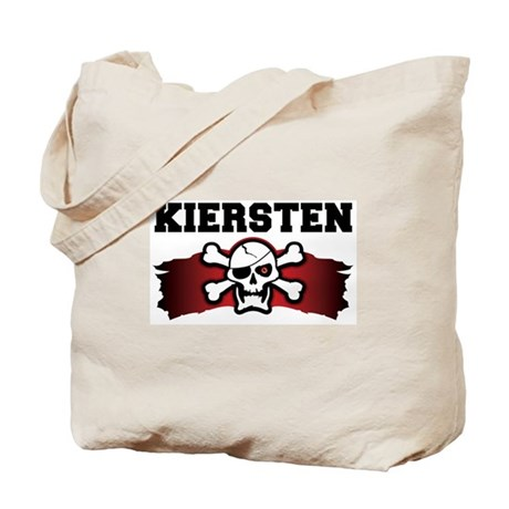 kiersten is a pirate Tote Bag