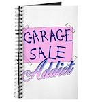 Garage Sale Addict Journal