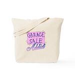 Garage Sale Addict Tote Bag