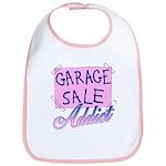 Garage Sale Addict Bib