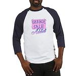 Garage Sale Addict Baseball Jersey
