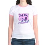 Garage Sale Addict Jr. Ringer T-Shirt