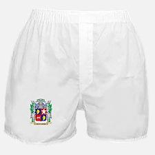 Esteban Coat of Arms (Family Crest) Boxer Shorts