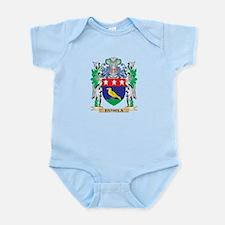 Estrela Coat of Arms (Family Crest) Body Suit