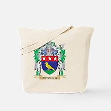Estrella Coat of Arms (Family Crest) Tote Bag
