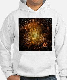 Awesome vintage design with floral elements Hoodie