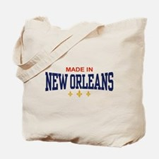 Made in New Orleans Tote Bag