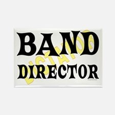 Band Director Rectangle Magnet