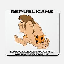 Neanderthals Mousepad